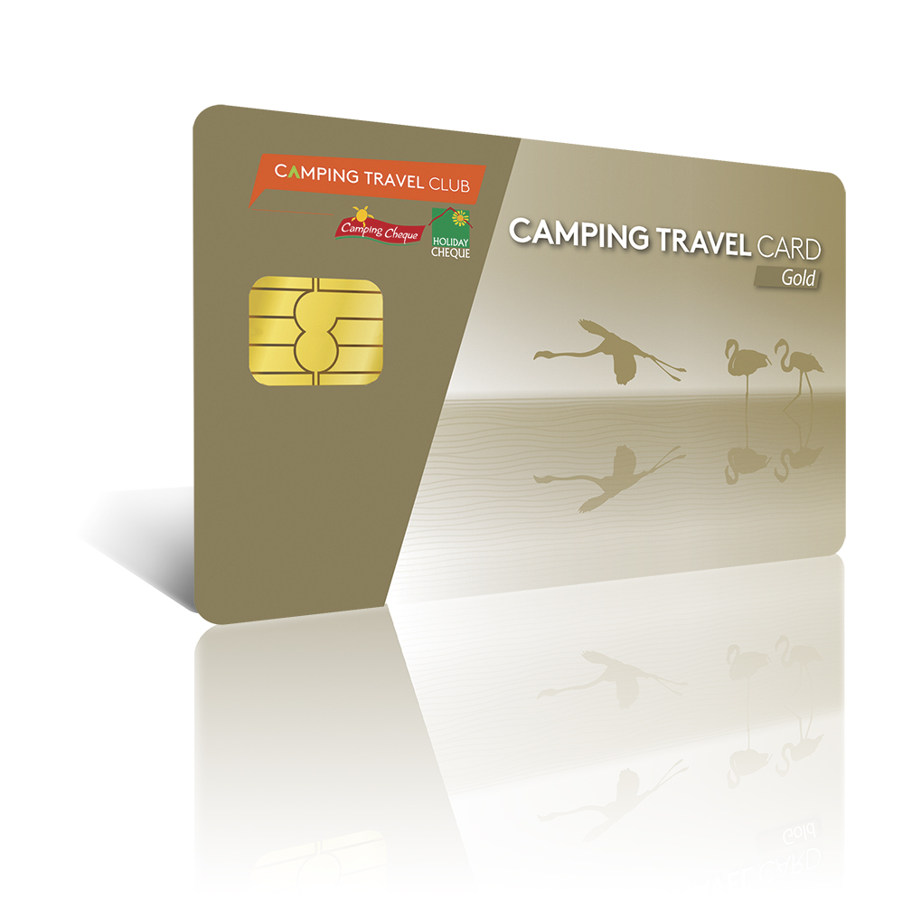 Camping Travel Card – GOLD