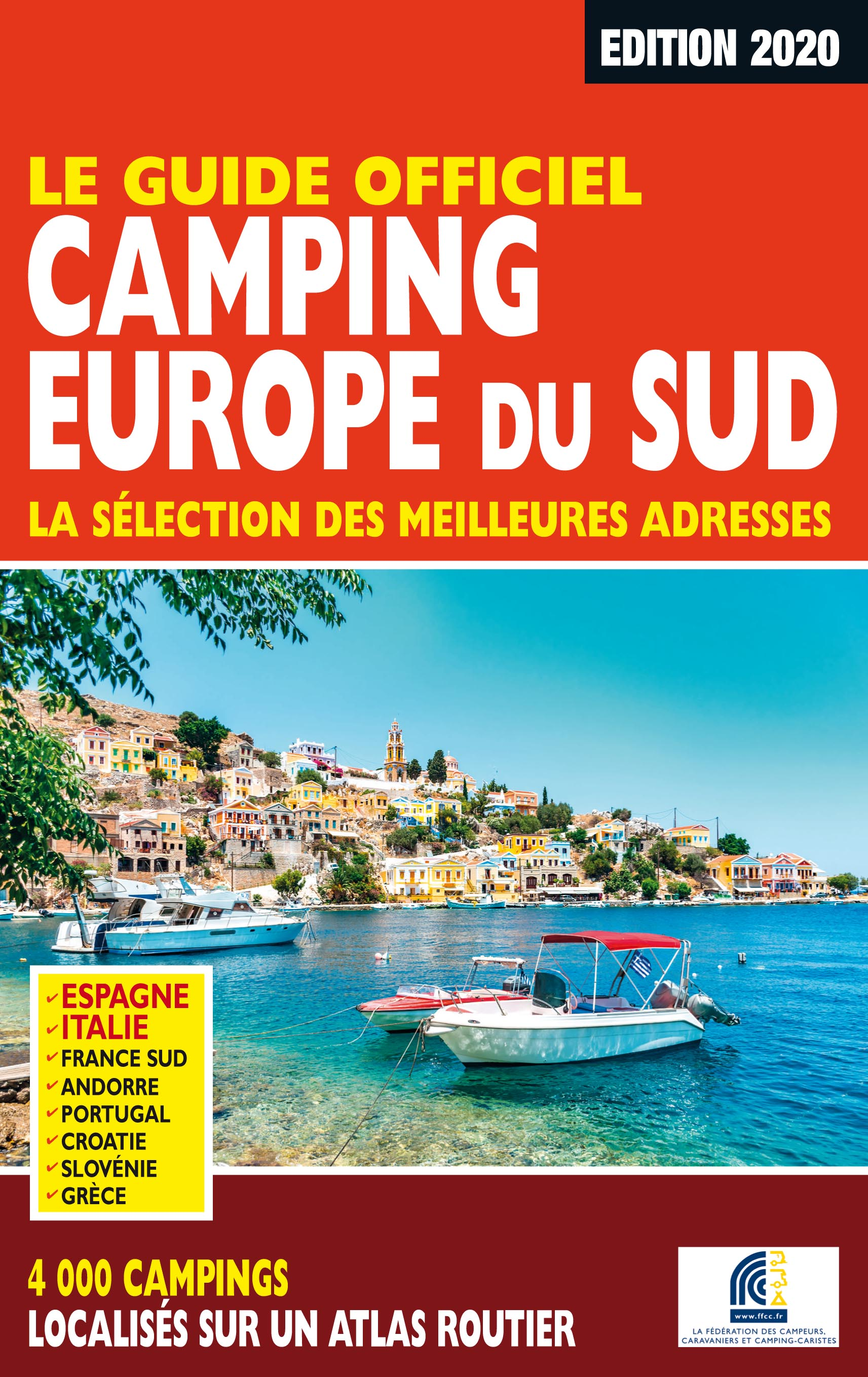 Guide Camping Europe du Sud