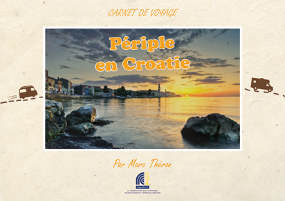 La Croatie - version papier