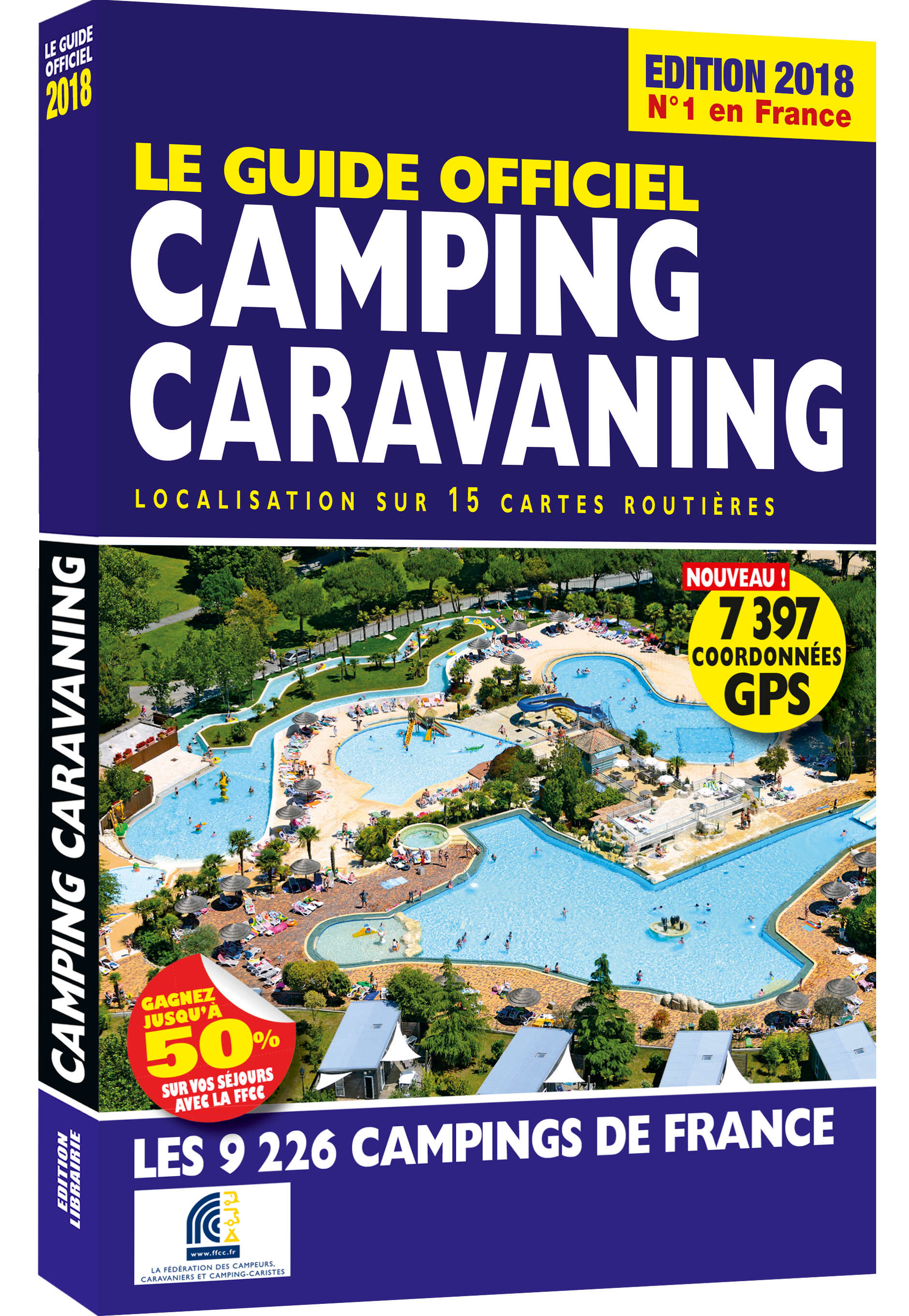 Guide Officiel Camping Caravaning