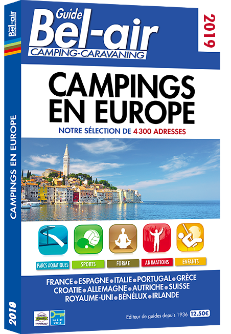 Guide Bel Air Campings en Europe