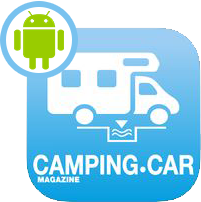 Application gratuite Aires C.car (version Android)