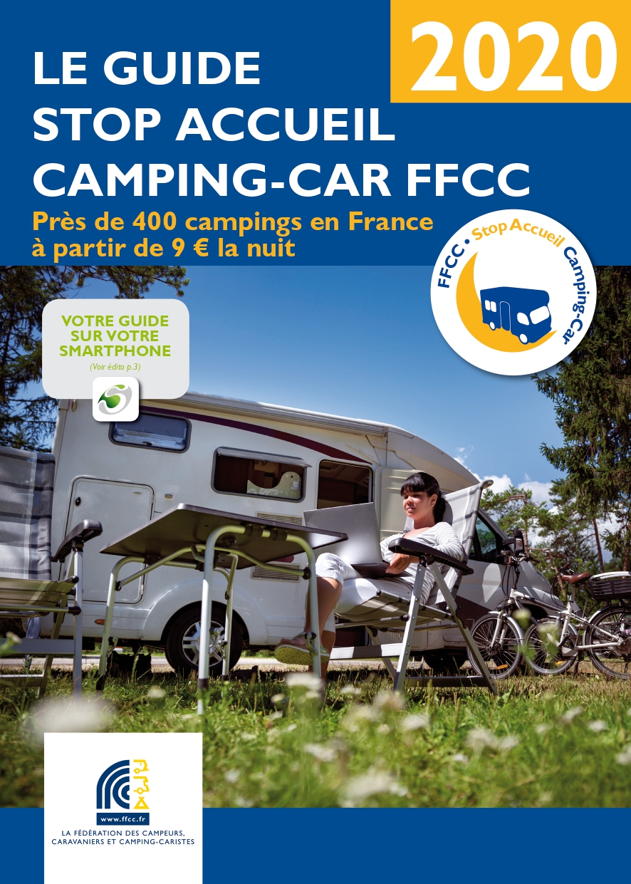 Guide Stop Accueil Camping-Car