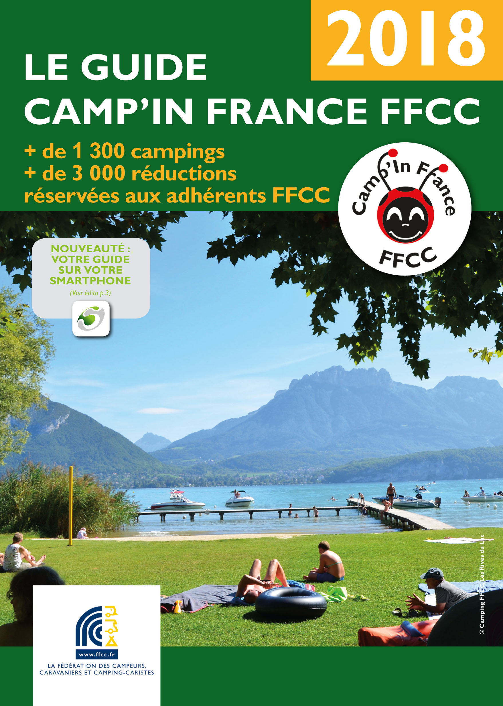 Guide Camp'In France FFCC